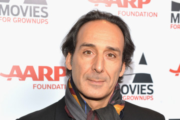 Alexandre Desplat 13th Annual AARP's Movies For Grownups Awards Gala - Red Carpet