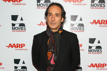 Alexandre Desplat 13th Annual AARP's Movies For Grownups Awards Gala - Arrivals