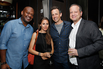Alexi Ashe 'The Approval Matrix' Premieres in NYC