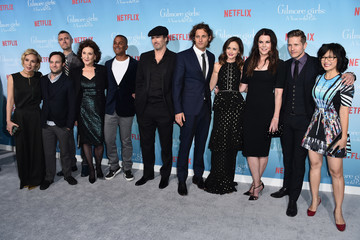 Alexis Bledel Premiere of Netflix's 'Gilmore Girls: A Year in rhe Life' - Arrivals