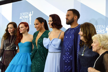 Alexis Bledel Madeline Brewer 26th Annual Screen ActorsGuild Awards - Red Carpet