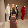 Alexis Ren REVOLVE Gallery NYFW Presentation And Pop-up Shop At Hudson Yards
