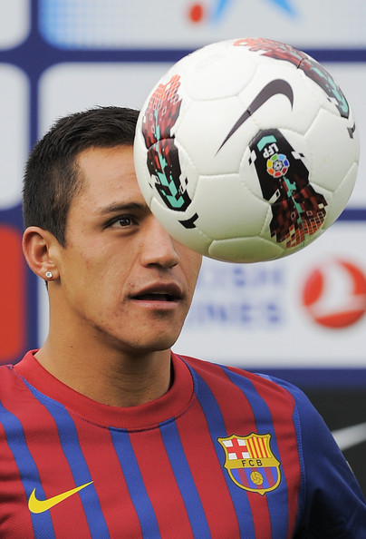 alexis sanchez pictures
