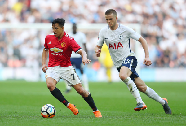 Manchester United vs. Tottenham Hotspur - The Emirates FA Cup Semi Final