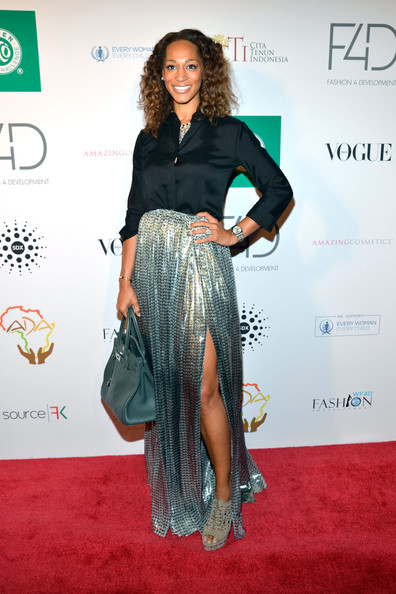 Alexis Welch - Fashion 4 Development Hosts The 2nd Annual Official First Ladies Luncheon