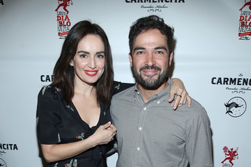 Alfonso Herrera La Carmencita Celebrates Its Grand Opening