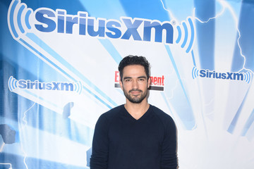 Alfonso Herrera SiriusXM's Entertainment Weekly Radio Channel Broadcasts From Comic Con 2017 - Day 1