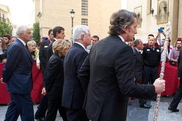 Alfonso Martinez de Irujo y Fitz-James Stuart Duchess of Alba's Ashes Interred