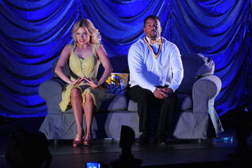 Alfonso Ribeiro Witney Carson 'Dancing with the Stars: Live!' Event in NYC