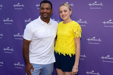 Alfonso Ribeiro Launch Party For Hallmark's 'Put It Into Words' Campaign - Arrivals