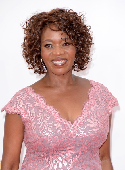 Alfre Woodard - Arrivals at the 65th Annual Primetime Emmy Awards — Part 5