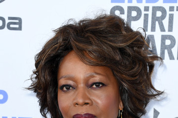 Alfre Woodard 2020 Film Independent Spirit Awards  - Arrivals
