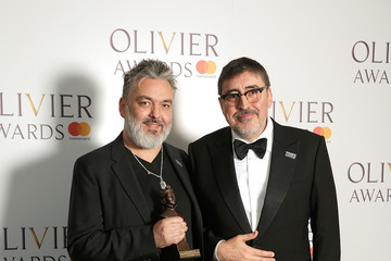 Alfred Molina The Olivier Awards With Mastercard - Press Room