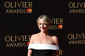 Ali Bastian The Olivier Awards 2017 - Red Carpet Arrivals