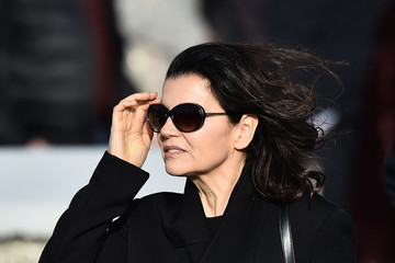 Ali Hewson The Funeral of Cranberries Singer Dolores O'Riordan Takes Place in Limerick