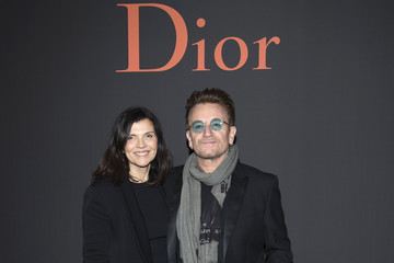 Ali Hewson Dior Homme : Front Row - Paris Fashion Week - Menswear F/W 2017-2018