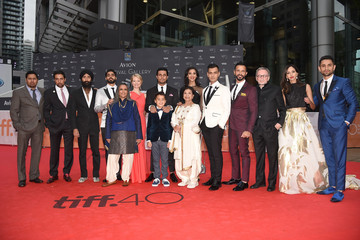 Ali Kazmi 2015 Toronto International Film Festival - 'Beeba Boys' Premiere - Red Carpet
