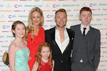 Ali Keating The Emeralds And Ivy Ball - Arrivals
