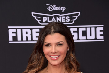 Ali Landry 'Planes: Fire & Rescue' Premieres in Hollywood — Part 2