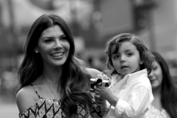 Ali Landry 'Planes: Fire & Rescue' Premieres in Hollywood