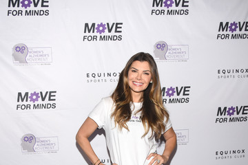 Ali Landry The Women's Alzheimer's Movement And Equinox Fitness Clubs Host 2019 'Move For Minds'
