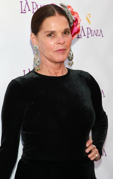 Ali MacGraw Actress Ali MacGraw attends the Inaugural Gala of LA Plaza de Cultura y Artes on April 9, 2011 in Los Angeles, California.