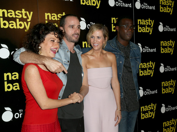 Los Angeles Premiere of the Orchard's 'Nasty Baby' - Arrivals