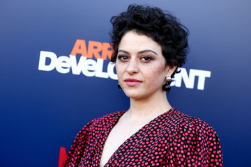 Alia Shawkat Premiere Of Netflix's 'Arrested Development' Season 5 - Arrivals