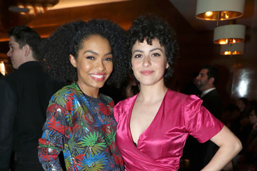 Alia Shawkat Vanity Fair and L'Oreal Paris Toast to Young Hollywood, Hosted by Dakota Johnson and Krista Smith