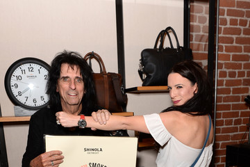 Alice Cooper Shinola x Smokey Robinson: Great American Series Celebration