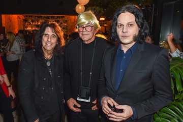 Alice Cooper Shinola Hotel Hosts Benefit At The Kirk Gibson Foundation For Parkinson's