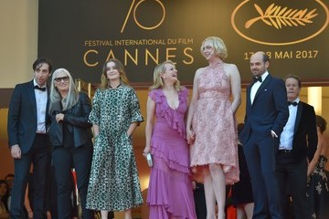 Alice Englert 'Top of the Lake: China Girl' Red Carpet Arrivals - The 70th Annual Cannes Film Festival