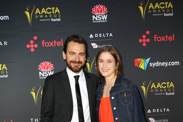 Alice Englert 7th AACTA Awards Presented by Foxtel | Red Carpet