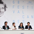 Alice Girard 'Marguerite And Julien' - Press Conference - The 68th Annual Cannes Film Festival
