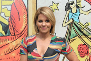 Candace Cameron-Bure attends the Alice + Olivia By Stacey Bendet fashion show during New York Fashion Week September 2016 at The Gallery, Skylight at Clarkson Sq on September 13, 2016 in New York City.
