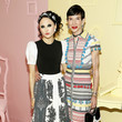 Stacey Bendet and Amy Fine Collins