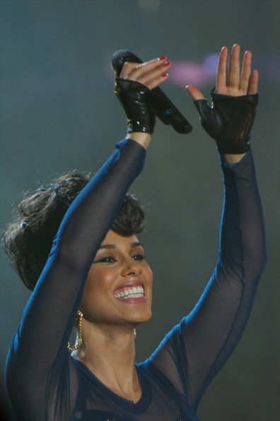Alicia Keys - '40 Principales Awards' 2012 - Gala