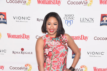 Alicia Quarles 14th Annual Woman's Day Red Dress Awards