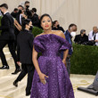 Alicia Quarles The 2021 Met Gala Celebrating In America: A Lexicon Of Fashion - Arrivals