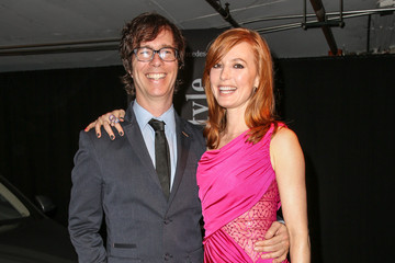 Alicia Witt Ben Folds Mercedes-Benz Arrivals At The Art Of Elysium's 7th Annual HEAVEN Gala