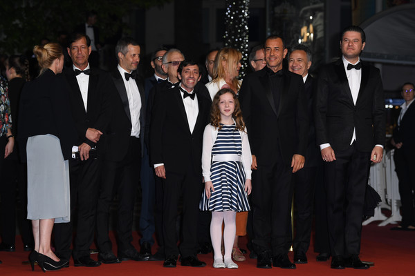 'Dogman' Red Carpet Arrivals - The 71st Annual Cannes Film Festival