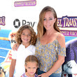 Alijah Mary Baskett Columbia Pictures And Sony Pictures Animation's World Premiere Of 'Hotel Transylvania 3: Summer Vacation' - Red Carpet