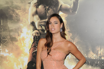 "Alina Puscau Premiere Of Lionsgate Films' ""Conan The Barbarian"" - Arrivals"