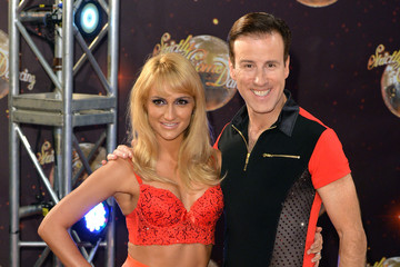 Aliona Vilani Guests Attend 'Strictly Come Dancing 2015'