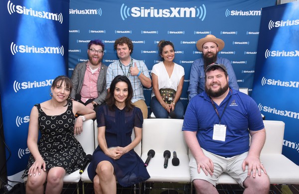 SiriusXM's Entertainment Weekly Radio Broadcasts Live From Comic Con in San Diego