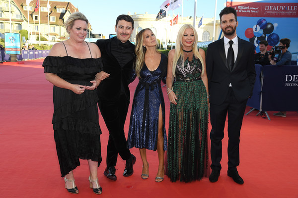 """""""Here And Now"""" : Premiere - 44th Deauville American Film Festival"""