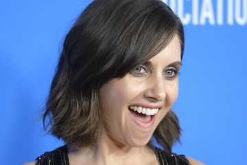 Alison Brie Hollywood Foreign Press Association's Grants Banquet - Arrivals