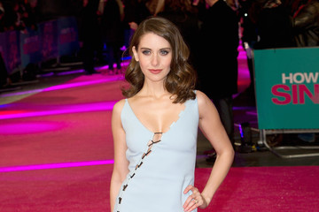 Alison Brie 'How to Be Single' - European Premiere - Red Carpet Arrivals