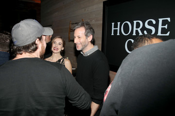 Alison Brie Horse Girl Post Cocktails