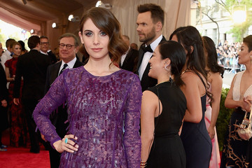 Alison Brie 'China: Through The Looking Glass' Costume Institute Benefit Gala - Arrivals